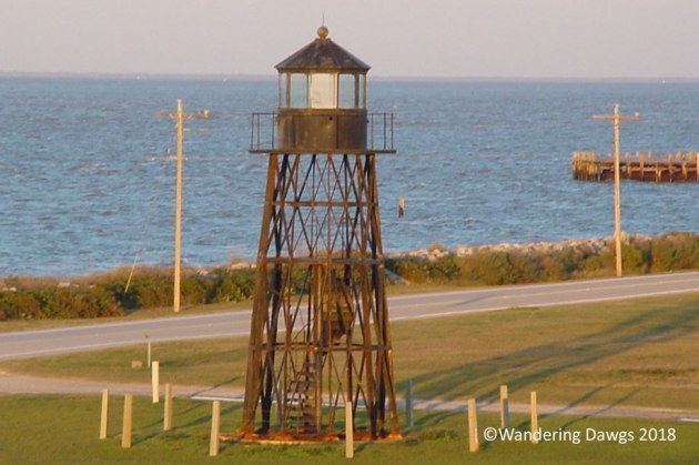 Mobile Bay Lighthouse, AL