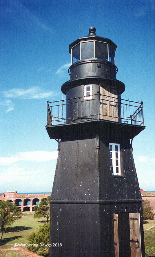 Ft. Jefferson Lighthouse, FL FL