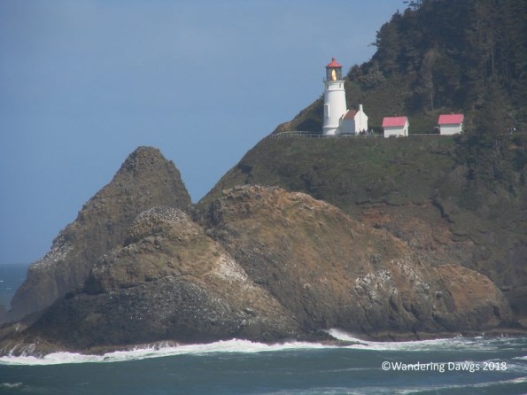 Haceata Head Lighthouse, OR