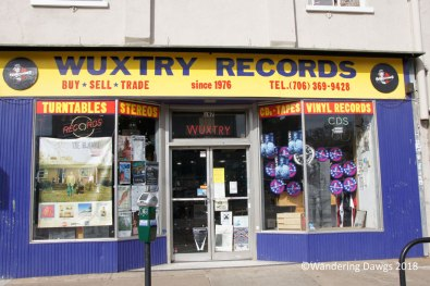 Wuxtry Records since 1976