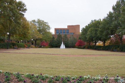 Herty Field, the location of the first collegiate football game played in the state of Georgia in 1892