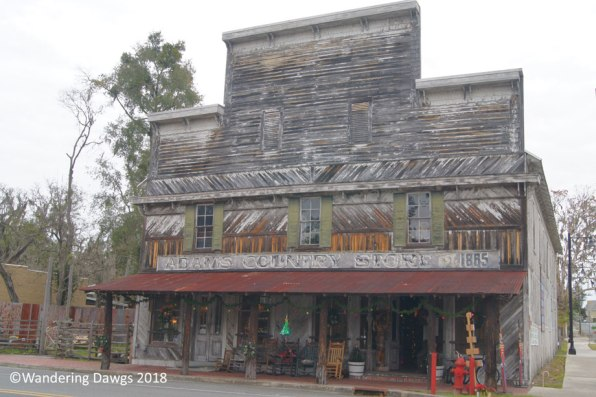 Adams Country Store in White Springs, FL