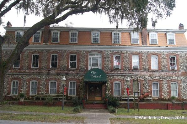 The Telford Hotel in White Springs, FL