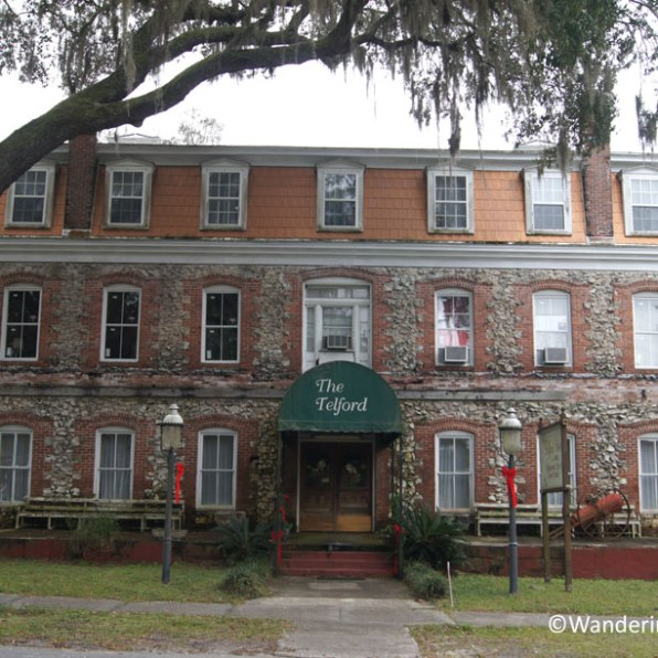 The Telford Hotel in White Springs, FL