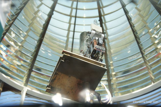 St. Augustine Lighthouse Fresnel lens