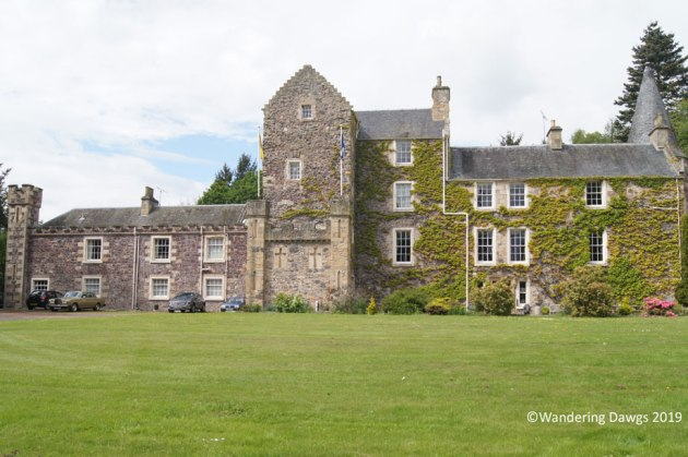 Fernie Castle, Fife, Scotland